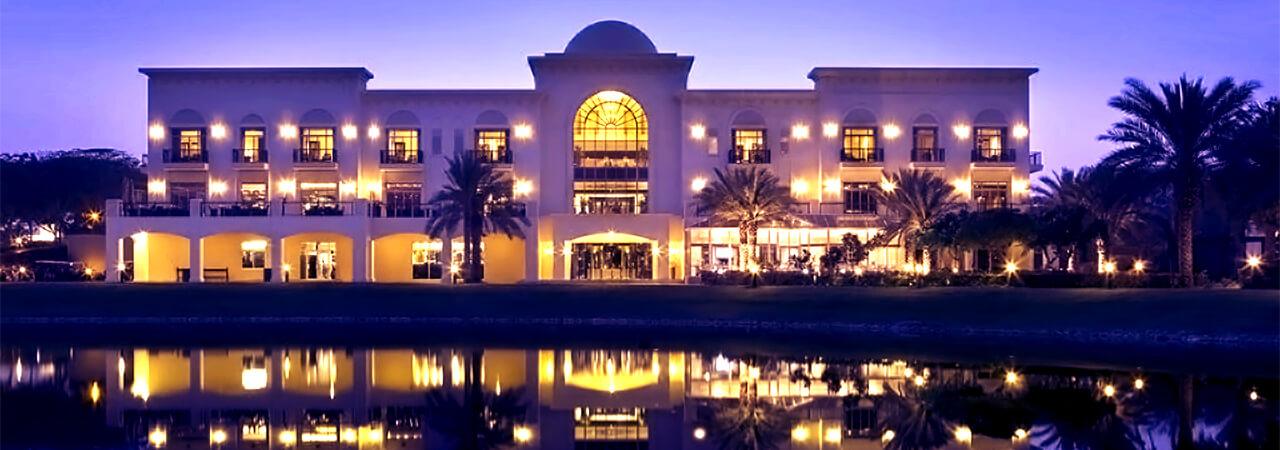 Bilyana Golf - The Address Montgomerie Dubai