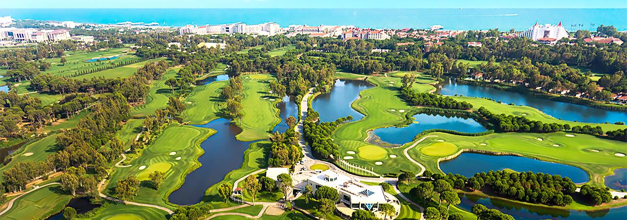 Bilyana Golf-Sirene Belek Hotel